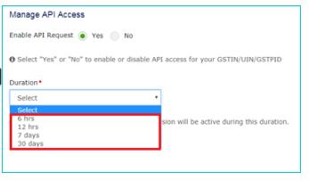 GST-Portal-API-Access-Duration