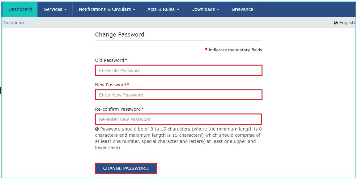 new-password-change-gst-portal