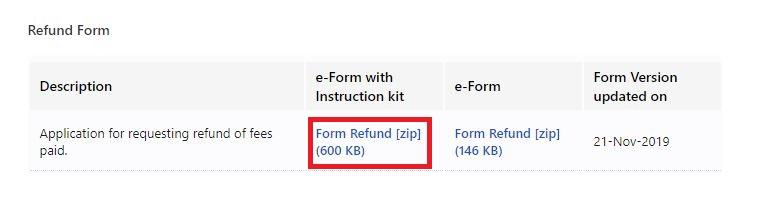MCA-Portal-Apply-for-Refund-Downlaod-Refund-Form