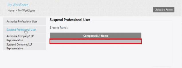 MCA-Portal-Suspend-Professional-User-Page
