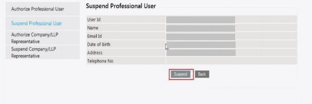 MCA-Portal-Suspend-User