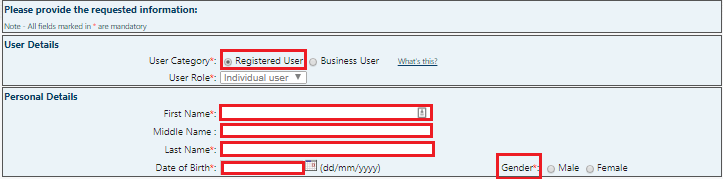 MCA-Portal-User-and-Personal-Details