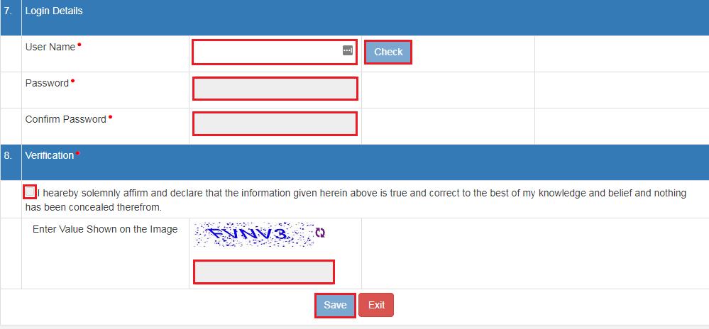 e-Way Bill Portal - Login Details and Verification