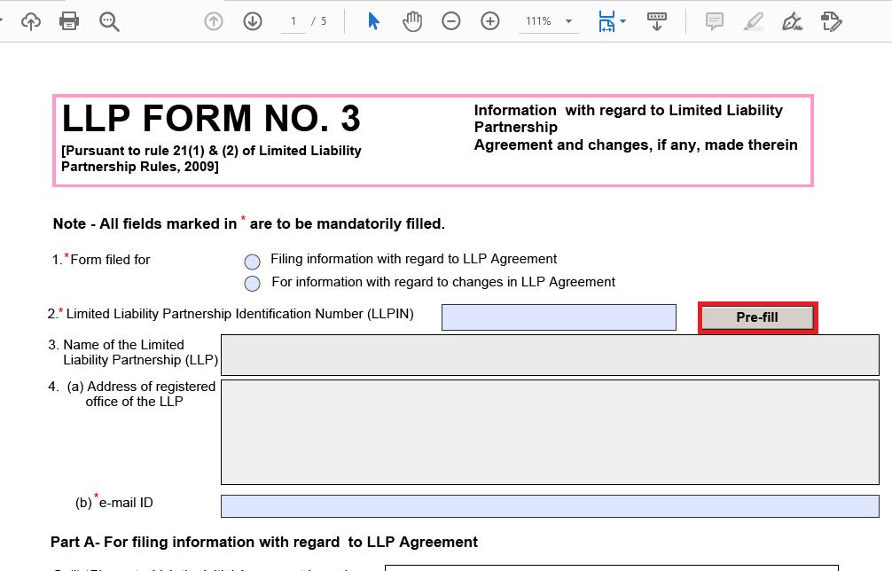LLP form3