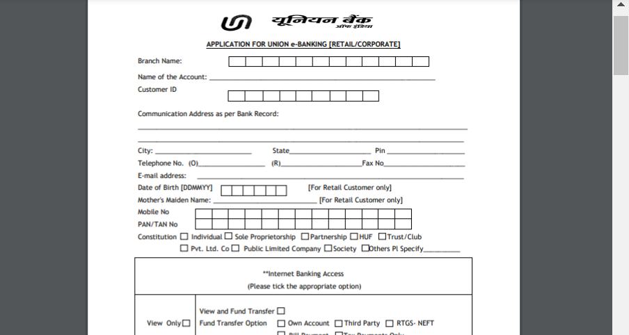 unionbank-internetbakingform